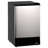 Walmart: Sunpentown Under-the-Counter Thermo-Electric Ice Maker,  Stainless Steel