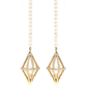 Couture Losange Dress Earrings