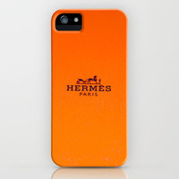 Hermes iPhone Case by Wekilledcouture | Society6