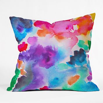 Rebecca Allen Something Splendorous Throw Pillow