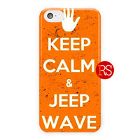 I Love Jeeps For iPhone 5 / 5S / 5C Case