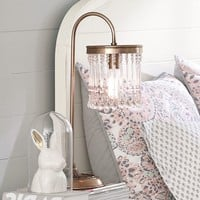 La Boheme Crystal Table Lamp