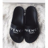 Givenchy Fashion Men Women Slipper Sandals Shoes-1