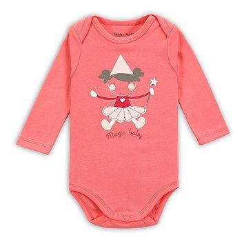 Baby Winter Baby Clothes Soft 100% Cotton Born Baby Boy Bodysuit