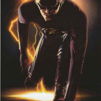 The Flash DC Comics TV Show Poster 22x34