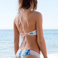 Issa de Mar - Sola Mesh Bottom | Ocean