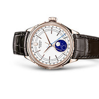 Rolex Cellini Moonphase Watch: 18 ct Everose gold - 50535