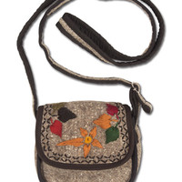 NEW! Wooly Blooms Bag: Soul-Flower Online Store