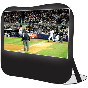 """Sima 84"""" Pop-up Projection Screen"""