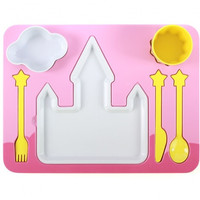 Princess Tray | Kid's Dining Tray