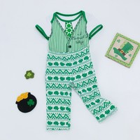 St. Patrick Baby Kids Outfit