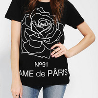 Criminal Damage Lady Of Paris Tee - Urban Outfitters