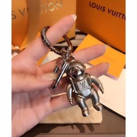 Louis Vuitton Lv Spaceman Key Holder Gold Mp2213 - Best Online Sale