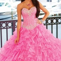 Quinceanera Collection 26763 Dress