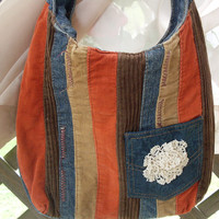 Purse...Hippie bag, gypsy, soul flower