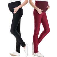 15 Color Casual Maternity Pants for Pregnant Women Maternity Clothes for Summer 2015 Overalls Pregnancy Pants Maternity Clothing