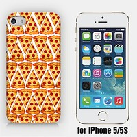 for iPhone 5/5S - Pizza Slices Emoji - Smiley - Emoticon - Ship from Vietnam - US Registered Brand