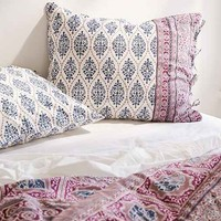 Plum & Bow Sofia Block Sham Set
