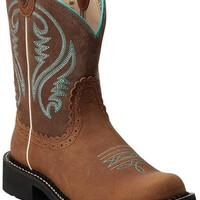 Ariat Fatbaby Heritage Cowgirl Boots - Sheplers