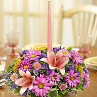 1800Flowers – Pastel Centerpiece – Small