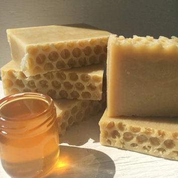 Honey Beeswax, soap, luxory soap, local, handcrafted, normal - oily skin
