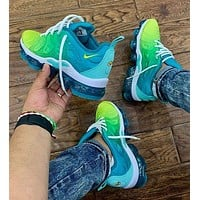 Nike Air Vapormax Plus Couple Gradient Color Cushion Fashion Running Sneakers