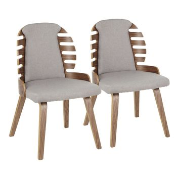 Palm Dining Chair - Set of 2