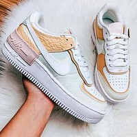 Nike Air Force 1 Shadow Daisy Retro Women Casual Sport Running Shoes Sneakers
