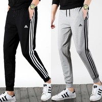 Adidas Women Men Fashion Casual Pants Trousers Sweatpants