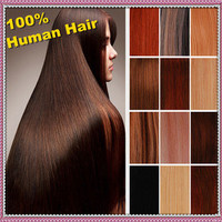 """18"""" 20"""" 22"""" 24"""" 26"""" Clip In Real 100% Human Hair Extensions 70g 100g 117g"""