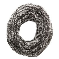 Cable Open Knit Infinity Scarf by Charlotte Russe