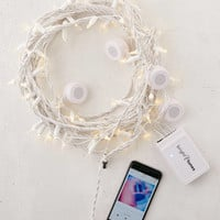 Bluetooth Speaker String Lights   Urban Outfitters