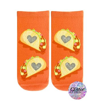 Taco Lover Ankle Socks