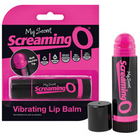 My Secret Screaming O Vibrating Lip Balm