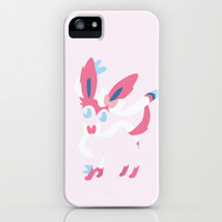 Sylveon iPhone & iPod Case by JHTY23
