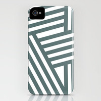 Stripes 2 iPhone Case by Louise Machado   Society6