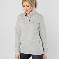 tentree Tulita Quilted Jacket - Women's Sweatshirts in Lunar Rock | Buckle