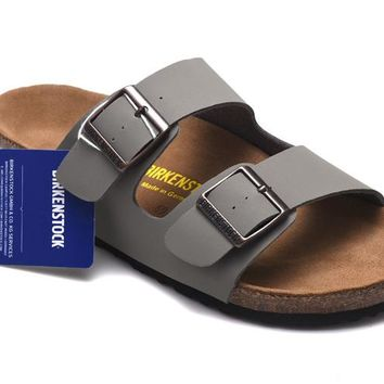 Men's and Women's BIRKENSTOCK sandals Arizona Birko-Flor 63263228-088