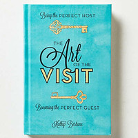 Anthropologie - The Art Of The Visit