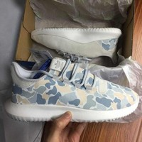 Adidas Tubular Shadow Light Camouflage jogging shoes