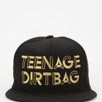 Urban Outfitters - United Couture Teenage Dirtbag Snapback Hat