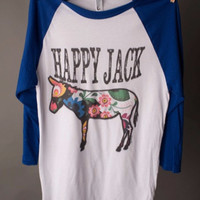 "Gina ""Happy Jack"" Tee"