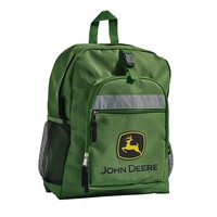 John Deere Logo Backpack - Kids (Green)