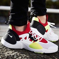 Nike Huarache E.D.G.E Fashionable Women Casual Breathable Sport Running Shoes Sneakers