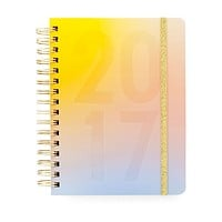 Ban.do - 17 Month Medium Agenda in Magic Hour, Ombre Planner
