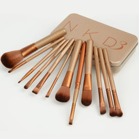 12pcs Naked makeup brushes set