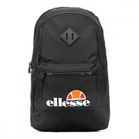 Ellesse Black Fabia Backpack