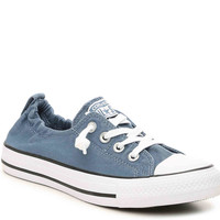 CHUCK TAYLOR ALL STAR DENIM SHORELINE SLIP-ON SNEAKER - WOMENS