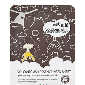 Esfolio Volcanic Ash Essence Mask Sheet