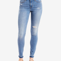 Levi's® 721 High-Rise Skinny Jeans - Juniors Jeans - Macy's